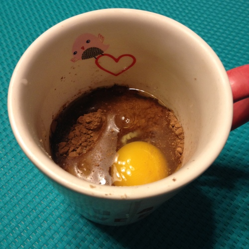 Grain Free Minute Muffin in a Mug mix